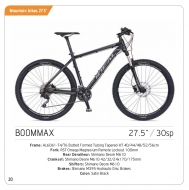 BoomMax - Mountain Bike 27.5''